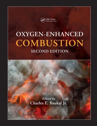 Oxygen-Enhanced Combustion book cover