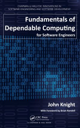 Fundamentals of Dependable Computing for Software Engineers (Paperback) book cover