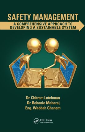 Safety Management: A Comprehensive Approach to Developing a Sustainable System, 1st Edition (Hardback) book cover