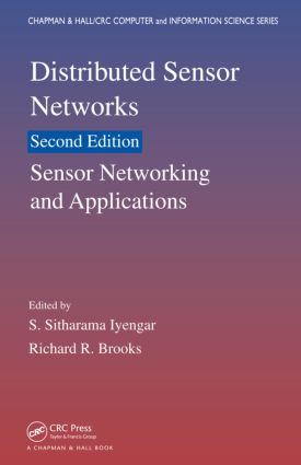 Distributed Sensor Networks, Second Edition: Sensor Networking and Applications, 2nd Edition (Hardback) book cover