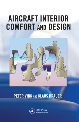 Aircraft Interior Comfort and Design (Paperback) book cover