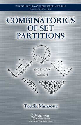 Combinatorics of Set Partitions (Hardback) book cover