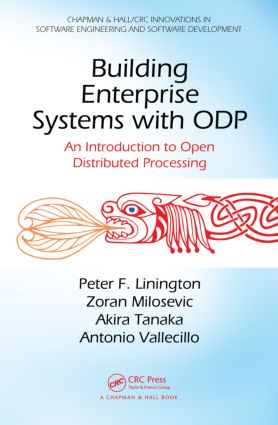 Building Enterprise Systems with ODP: An Introduction to Open Distributed Processing book cover