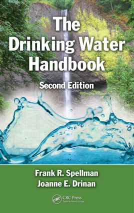 The Drinking Water Handbook, Second Edition: 2nd Edition (Hardback) book cover