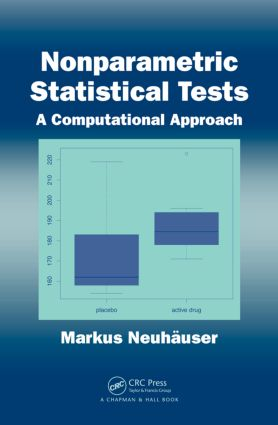 Nonparametric Statistical Tests: A Computational Approach (Hardback) book cover