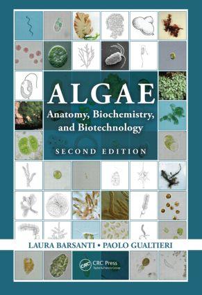 Algae: Anatomy, Biochemistry, and Biotechnology, Second Edition, 2nd Edition (Hardback) book cover