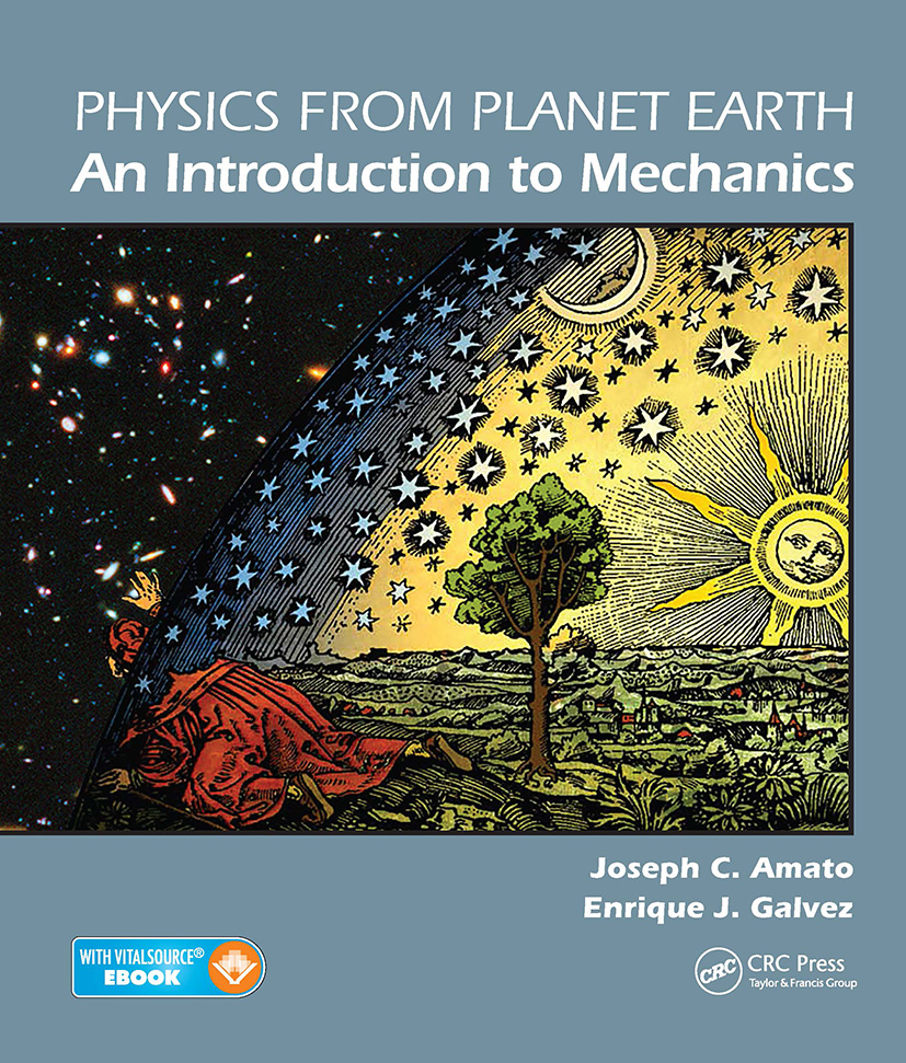 Physics from Planet Earth - An Introduction to Mechanics: 1st Edition (Hardback) book cover