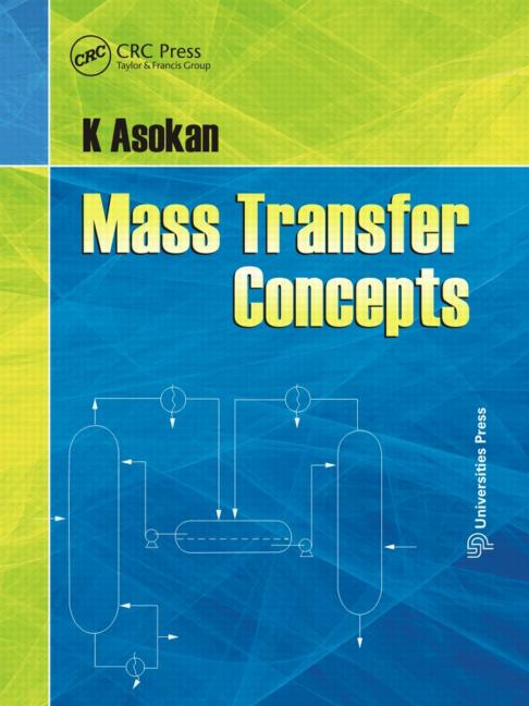 Mass Transfer Concepts: 1st Edition (Hardback) book cover