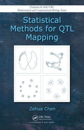 Statistical Methods for QTL Mapping: 1st Edition (Hardback) book cover