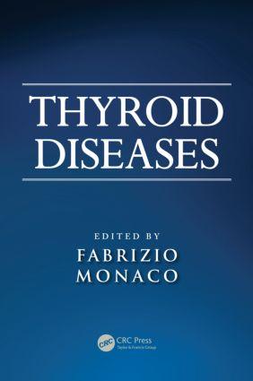Thyroid Diseases: 1st Edition (Hardback) book cover