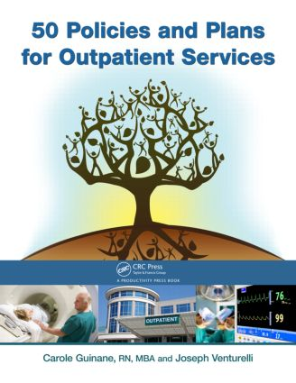 50 Policies and Plans for Outpatient Services book cover