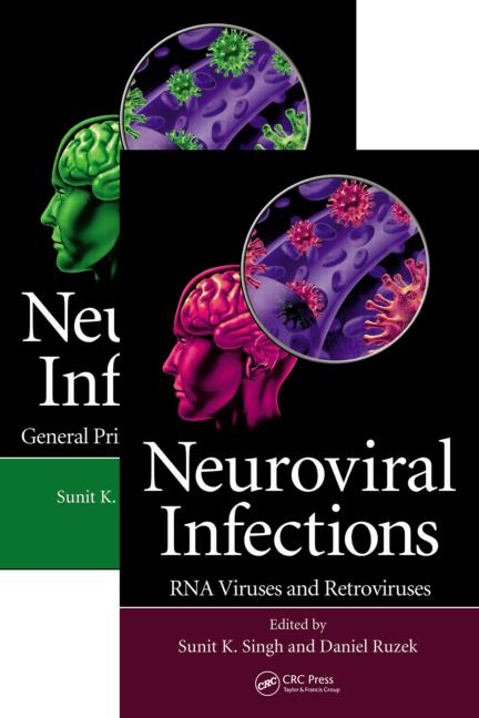 Neuroviral Infections: Two Volume Set (Hardback) book cover