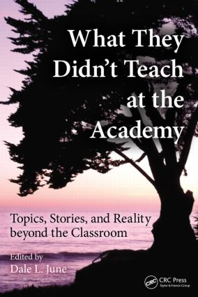 What They Didn't Teach at the Academy: Topics, Stories, and Reality beyond the Classroom, 1st Edition (Paperback) book cover
