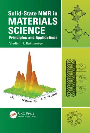 Solid-State NMR in Materials Science: Principles and Applications, 1st Edition (Hardback) book cover