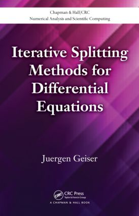 Iterative Splitting Methods for Differential Equations book cover
