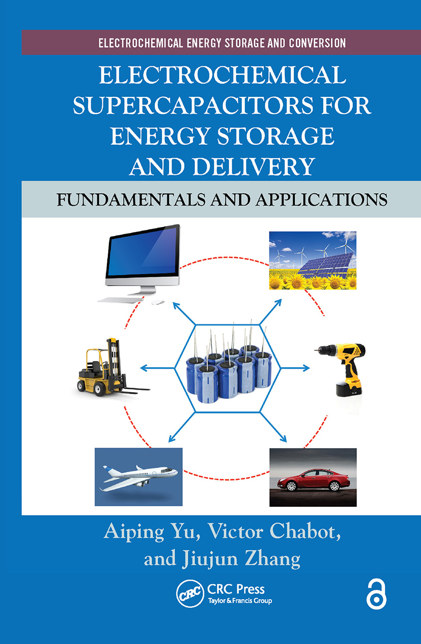 Electrochemical Supercapacitors for Energy Storage and Delivery: Fundamentals and Applications, 1st Edition (Hardback) book cover
