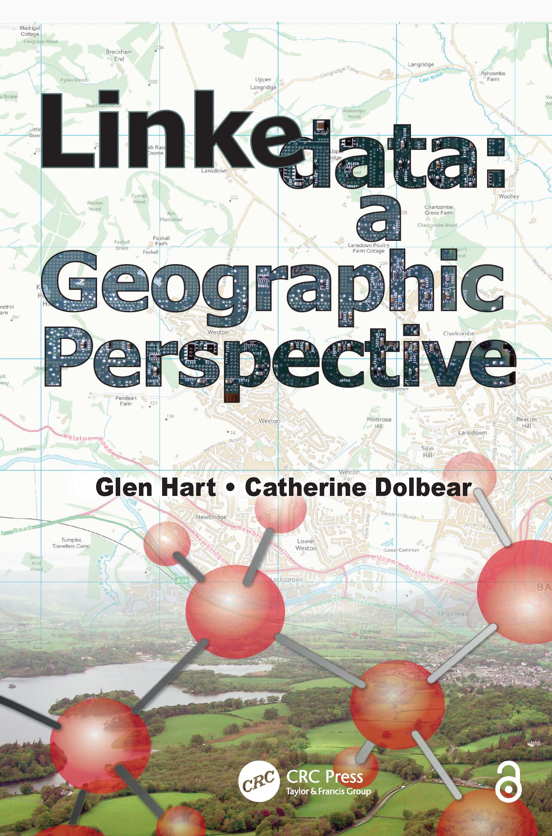 Linked Data: A Geographic Perspective (Hardback) book cover