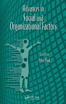Advances in Social and Organizational Factors (Hardback) book cover