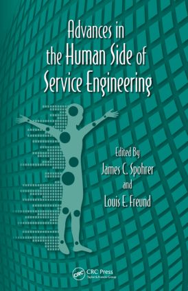 Advances in the Human Side of Service Engineering (Hardback) book cover
