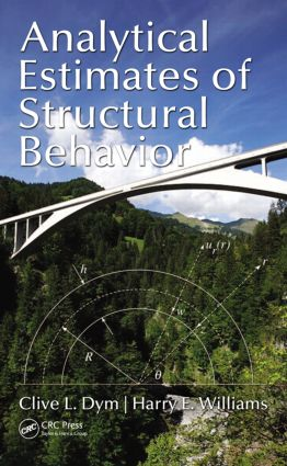 Analytical Estimates of Structural Behavior: 1st Edition (Paperback) book cover