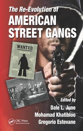 The Re-Evolution of American Street Gangs (Hardback) book cover