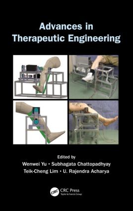Advances in Therapeutic Engineering: 1st Edition (Hardback) book cover