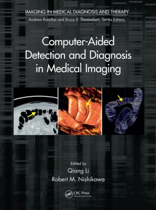 Computer-Aided Detection and Diagnosis in Medical Imaging book cover
