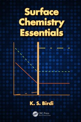 Surface Chemistry Essentials: 1st Edition (Paperback) book cover