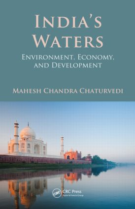 India's Waters: Environment, Economy, and Development, 1st Edition (Hardback) book cover