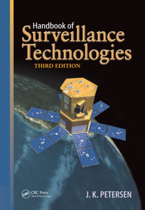 Handbook of Surveillance Technologies: 3rd Edition (Hardback) book cover