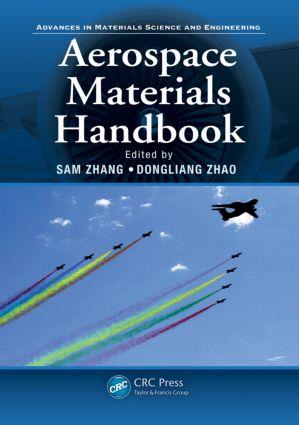 Aerospace Materials Handbook: 1st Edition (Hardback) book cover