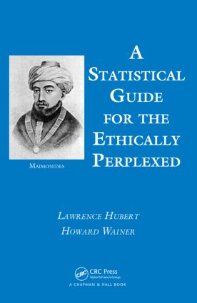 A Statistical Guide for the Ethically Perplexed (Paperback) book cover