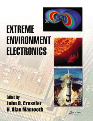 Extreme Environment Electronics: 1st Edition (Hardback) book cover