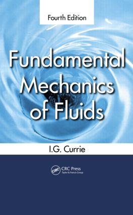 Fundamental Mechanics of Fluids: 4th Edition (Hardback) book cover