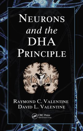 Neurons and the DHA Principle (Hardback) book cover