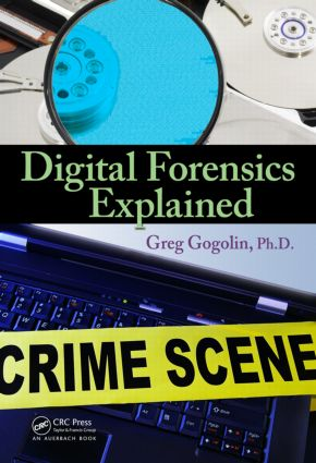 Digital Forensics Explained (Hardback) book cover
