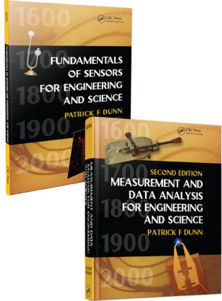 Measurement, Data Analysis, and Sensor Fundamentals for Engineering and Science: 1st Edition (Hardback) book cover
