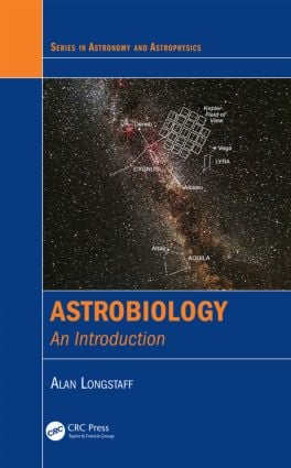 Astrobiology: An Introduction, 1st Edition (Hardback) book cover