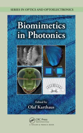 Biomimetics in Photonics (Hardback) book cover