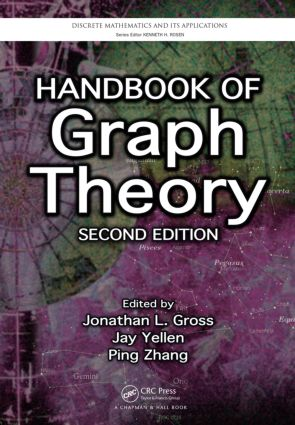 Handbook of Graph Theory, Second Edition: 2nd Edition (Hardback) book cover