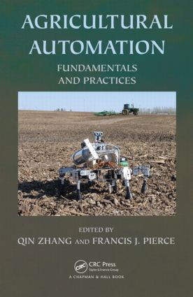 Agricultural Automation: Fundamentals and Practices (Hardback) book cover