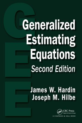 Generalized Estimating Equations: 2nd Edition (Hardback) book cover