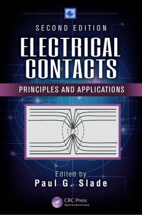 Electrical Contacts: Principles and Applications, Second Edition, 2nd Edition (Hardback) book cover