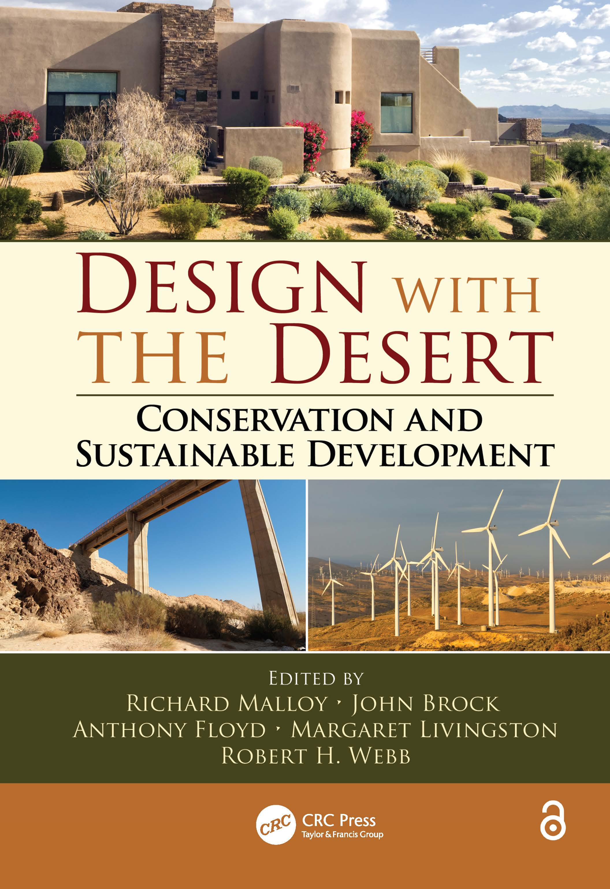 Design with the Desert: Conservation and Sustainable Development (Hardback) book cover