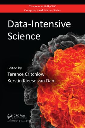Data-Intensive Science (Hardback) book cover