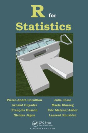 R for Statistics: 1st Edition (Paperback) book cover