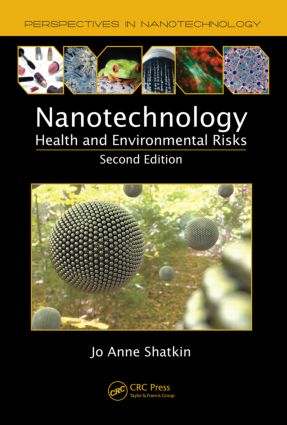 Nanotechnology: Health and Environmental Risks, Second Edition book cover