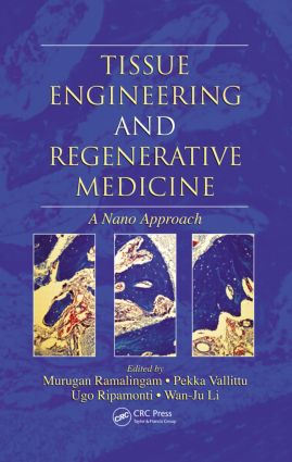 Tissue Engineering and Regenerative Medicine: A Nano Approach, 1st Edition (Hardback) book cover