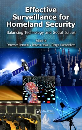 Effective Surveillance for Homeland Security: Balancing Technology and Social Issues (Hardback) book cover