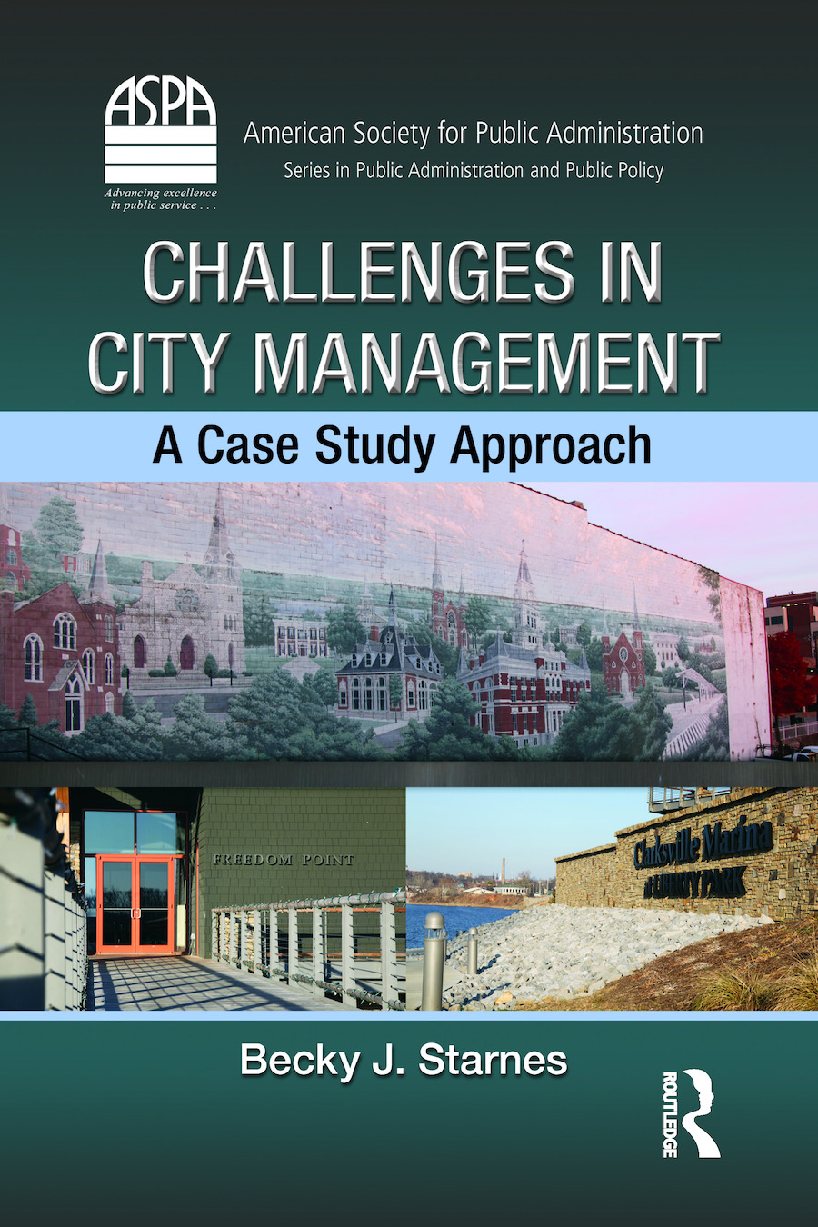 Challenges in City Management: A Case Study Approach (Hardback) book cover